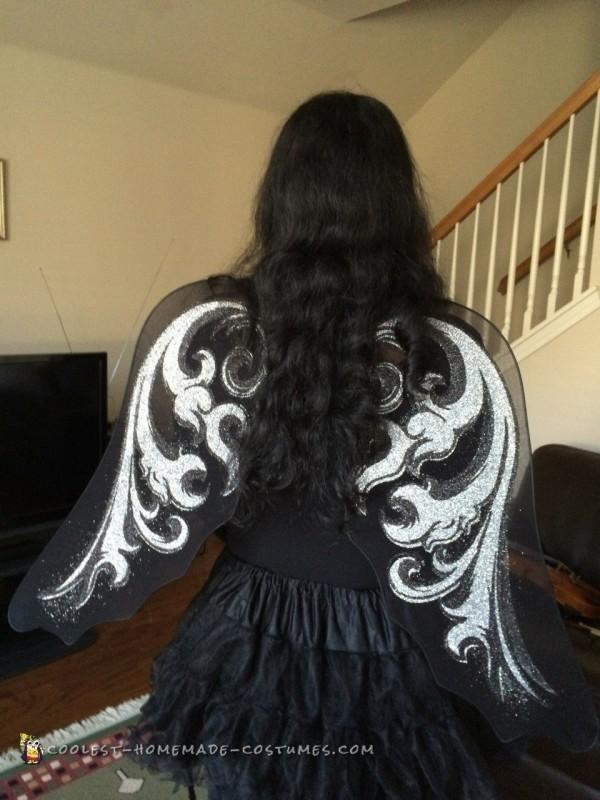Cool Violin Spider Fairy Costume
