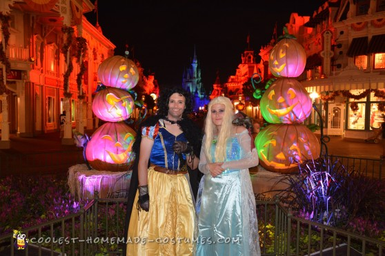 Cool Disney and Game of Thrones Mash up Costumes