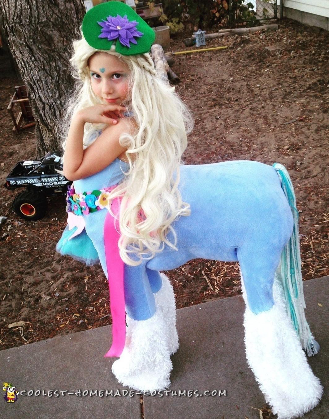 Awesome Homemade Fantasia Centaurette Costume