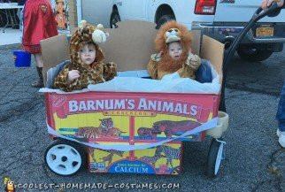 animal crackers costume