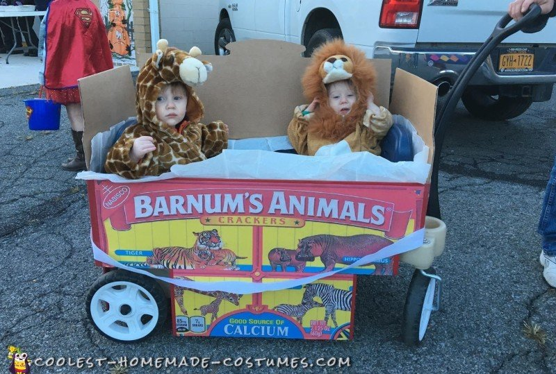 animal crackers costume