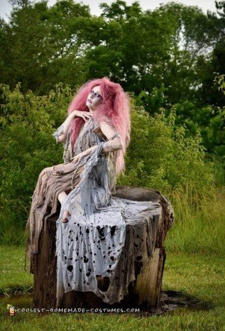 Coolest Banshee of the Moors DIY Costume