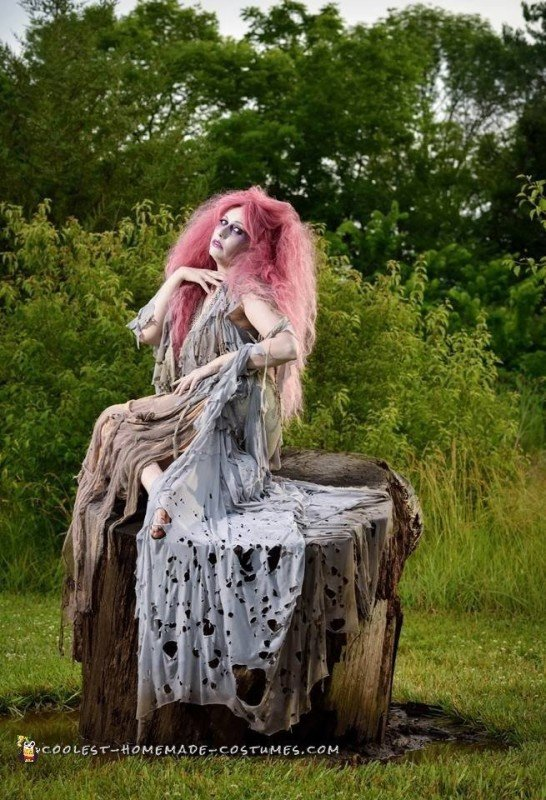 Coolest Banshee of the Moors DIY Costume
