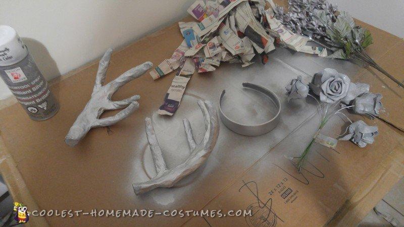 harry potter patronus costume