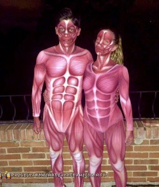 Cool Human Anatomy Costumes