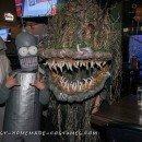 Cool Swamp Monster Halloween Costume