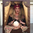 Amazing Carnival Fortune Teller Machine DIY Costume