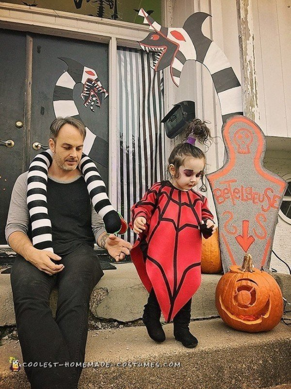 Beetlejuice Costume For Kids Best Kids Costumes