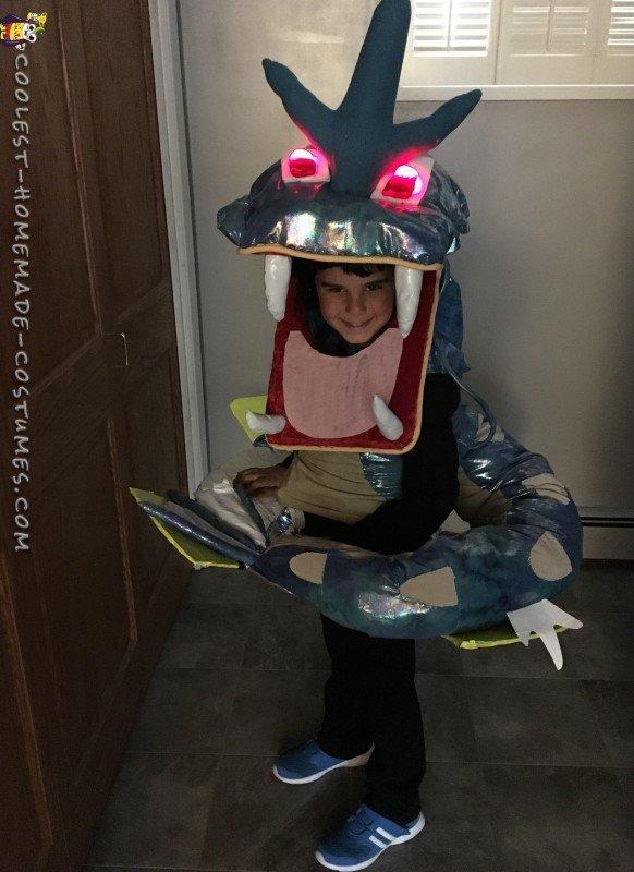Gyarados Pokemon Costume
