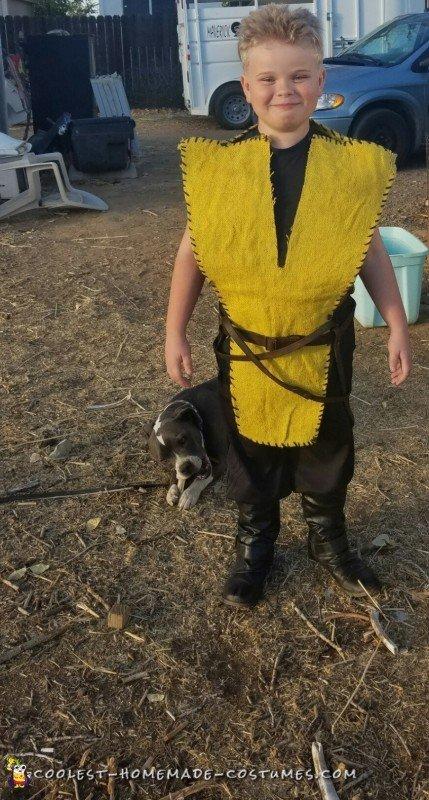 mortal kombat halloween costume