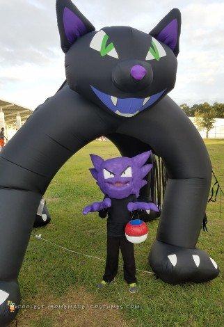 haunter pokemon costume