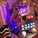 robot child costume