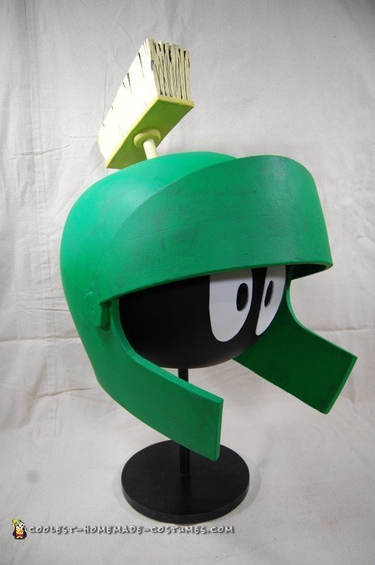 marvin the martian halloween costume