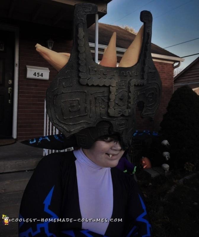 midna helmet costume