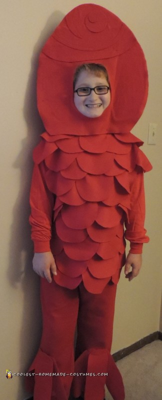 swedish fish costume