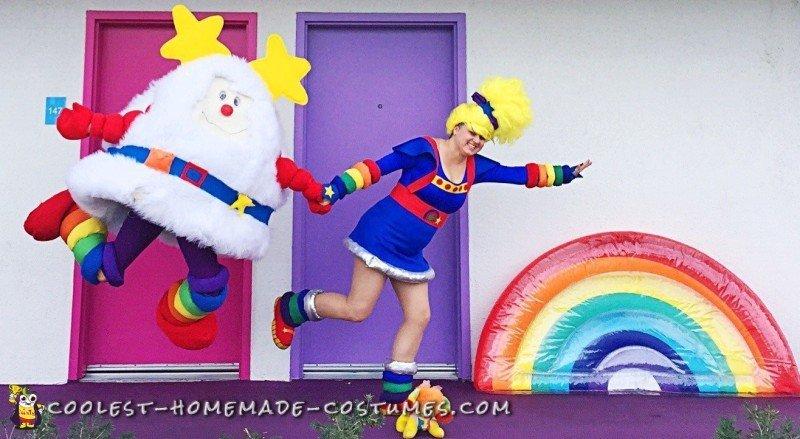 rainbow brite and sprite costumes