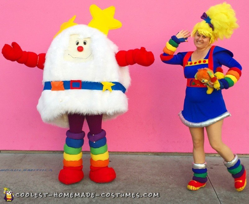 rainbow brite and sprite costumes