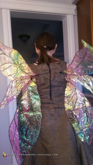 Scary Tooth Fairy Homemade Costume