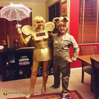 Coolest DIY Spaceballs Costume