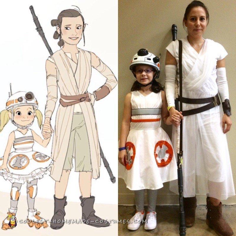family star wars costume