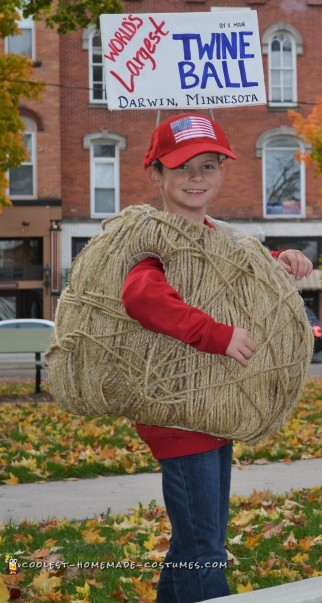 creative homemade costumes