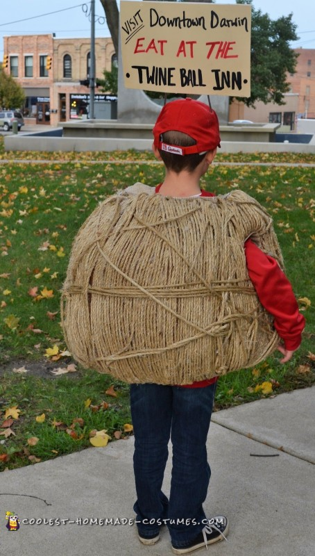 creative homemade costumes