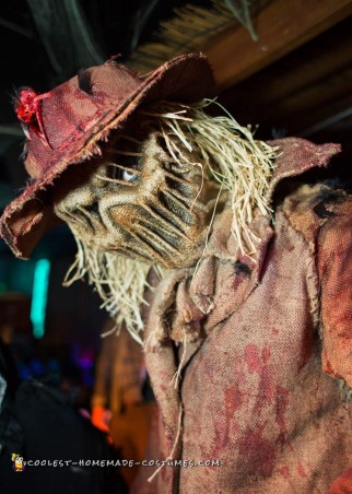 scarecrow halloween costume