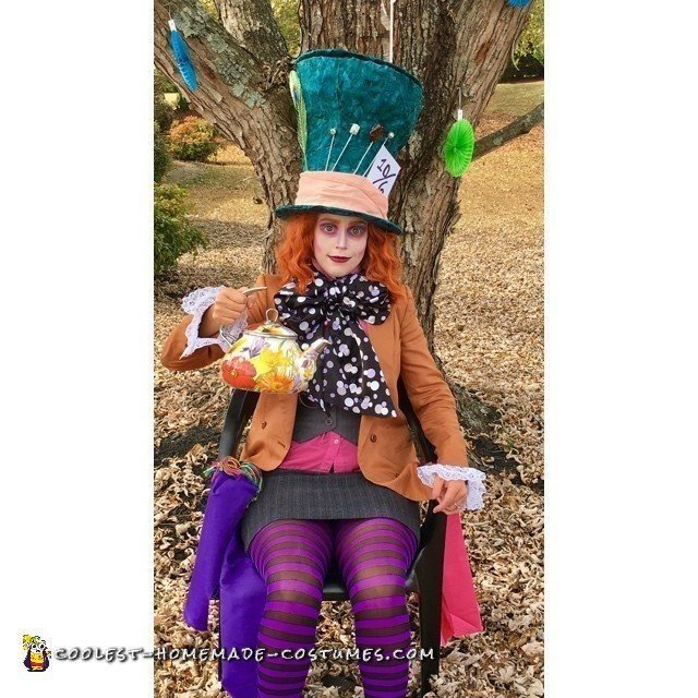 Tim Burton's Mad Hatter Costume
