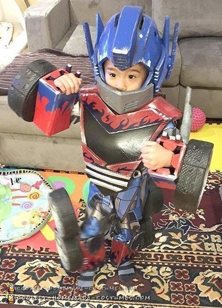 transformers costume diy halloween costume