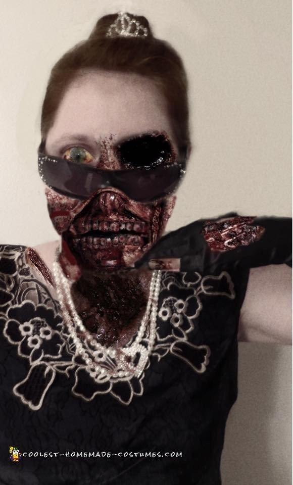 Cool Zombie Homemade Costume