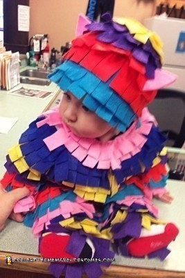 Adorable Baby Pinata Costume - 2