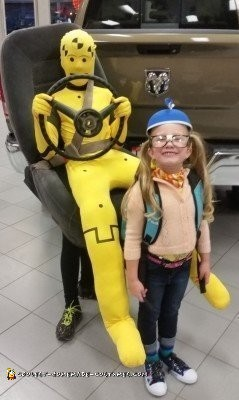 Cool Crash Test Dummy Costume