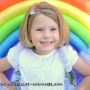 Adorable Rainbow Costume