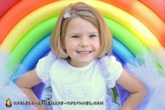 Adorable Rainbow Costume