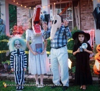 Amazing Homemade Beetlejuice Costumes