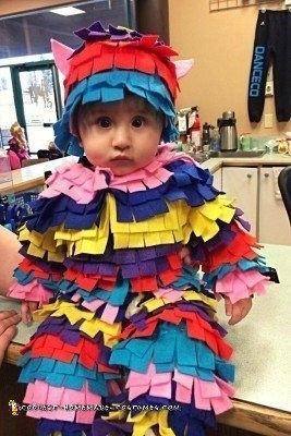 Adorable Baby Pinata Costume - 1