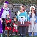Cool Family Humpty Dumpty Costume