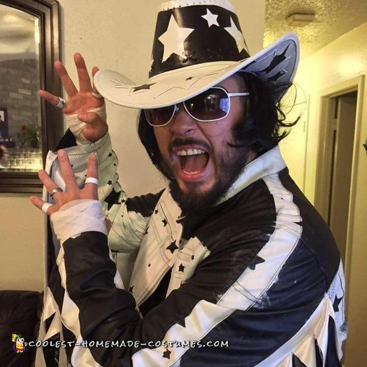 Coolest Macho Man Costume