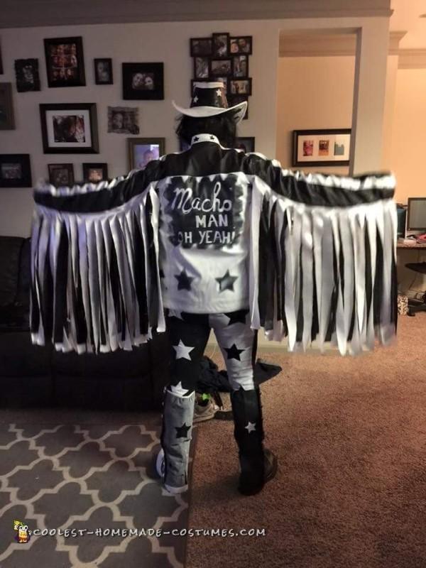 Coolest Macho Man Costume - 2