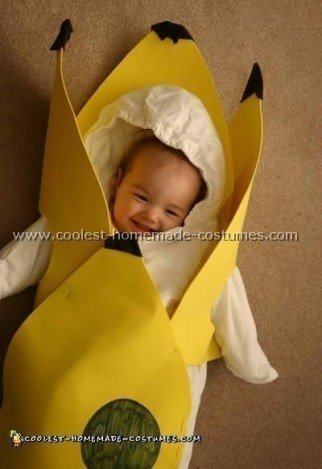 Coolest Homemade Banana Costume Photos and Tips