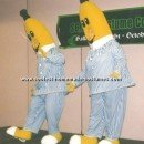 Coolest Homemade Banana in Pajamas Costumes and Photo Gallery