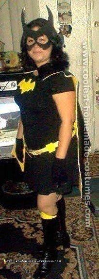 Cool Batgirl Costume