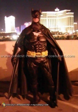 Coolest Homemade Batman Costume Ideas