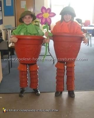 Bill and Ben Costume