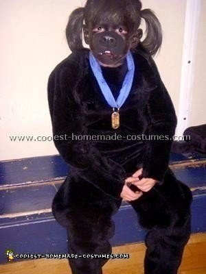 Black Labrador Costume