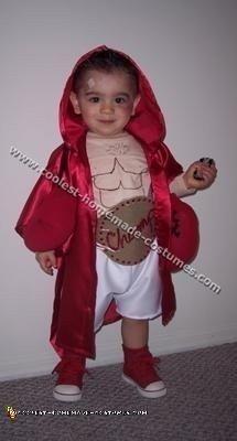 Boxer Costume
