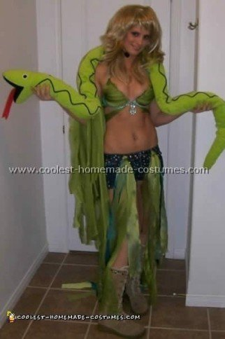 Coolest Homemade Britney Spears Costume Ideas