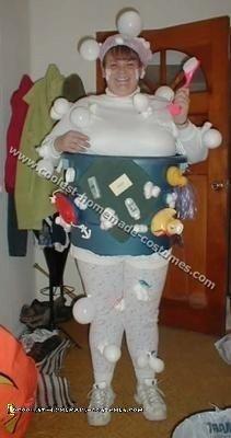 Bubble Bath Costume