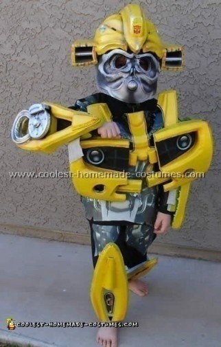 Coolest Ever Bumblebee Costume Ideas