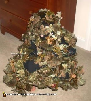 Bush Man Costume